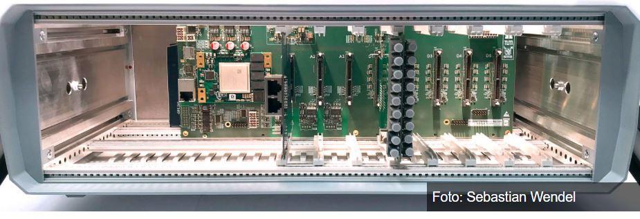 BMBF-Förderprojekt: Entwicklungsplattform für KI-basierte und hochdynamische Regelungsverfahren für die Leistungselektronik (KI-Power) im Förderschwerpunkt